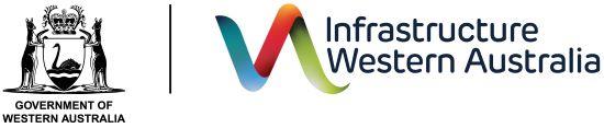Infrastructure WA Logo